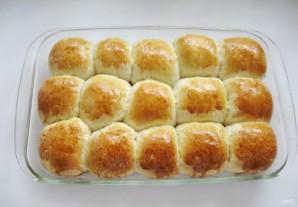 Сдобные булочки с грушей - фото шаг 15