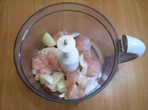 Простой суп с фрикадельками - фото шаг 6