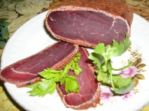 Бастурма из свинины - фото шаг 6