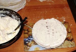 Торт на сковороде - фото шаг 4