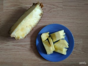 Рафаэлло с ананасом - фото шаг 2