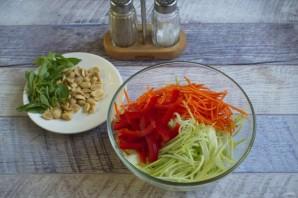 Морковно-кабачковая паста - фото шаг 2