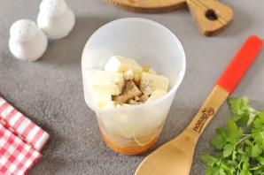 Паштет из кабачков с плавленым сыром - фото шаг 4