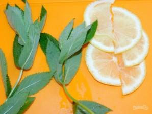 Мятно-лимонный лимонад - фото шаг 3