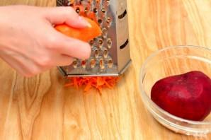 Свекольный салат с яблоком - фото шаг 2