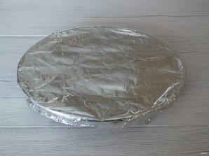 Фаршированная голень индейки в духовке - фото шаг 12