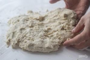 Несладкий бисквит - фото шаг 3