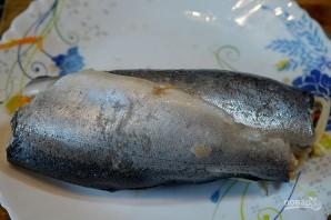 Рулет из рыбы с овощами - фото шаг 4