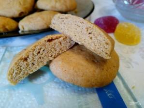 Кофейное печенье в микроволновке  - фото шаг 9