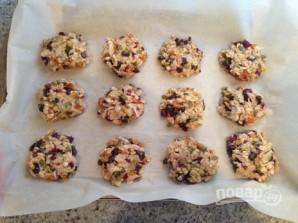 Печенье из фруктов, орехов и семечек - фото шаг 6