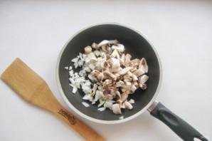 Голубцы с фаршем и грибами - фото шаг 4