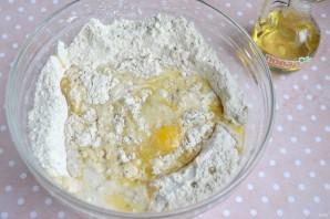 Дрожжевые сырные булочки - фото шаг 4