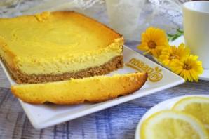 Ароматный лимонный чизкейк - фото шаг 5