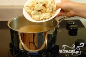 Сливочно-чесночный суп - фото шаг 3
