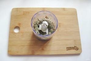 Жареные огурцы с грибами - фото шаг 6