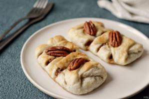 Слойки с пеканом и кленовым сиропом - фото шаг 8