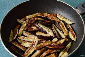 Карамелизированные баклажаны - фото шаг 3