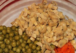 Вкусный салат из говядины - фото шаг 3