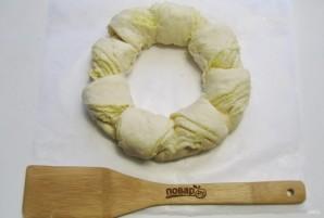 Итальянский хлеб с сыром - фото шаг 9