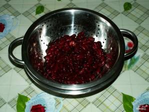 Крабовый салат с фасолью - фото шаг 4