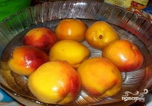 Сухофрукты из персика - фото шаг 2