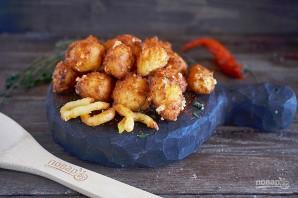 Хрустящий сырный картофель - фото шаг 8