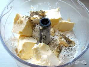 Коктейльное сырное печенье - фото шаг 2