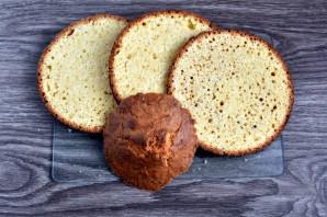 Торт «Экзотик» - фото шаг 7