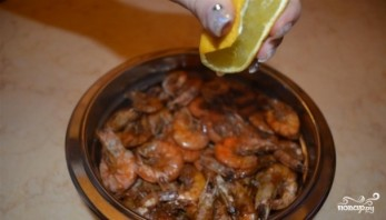 Жареные креветки в мультиварке - фото шаг 7