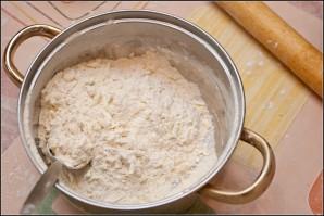 Пирог со смородиной и творогом - фото шаг 2