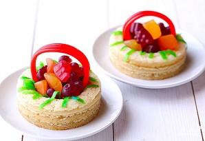 pechene_quotkorzinkiquot_-245062 Как испечь песочные корзиночки, рецепт с фото    Корзиночка для печенья