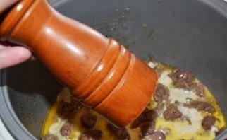 Печеночный паштет в мультиварке - фото шаг 5