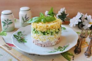 Салат из ветчины с сыром - фото шаг 7