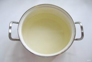 Овсяный суп с цветной капустой - фото шаг 1