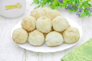 Постное кокосовое печенье - фото шаг 7