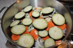 Мясо с овощами, тушенное в пиве - фото шаг 4