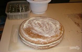 "Торт ""Вишенка"" - фото шаг 5"