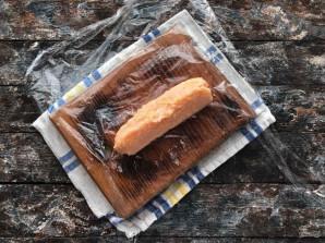 Домашние сосиски с сыром - фото шаг 6
