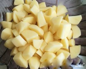 Картофельно-грибной суп - фото шаг 1