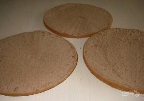 "Торт ""Вишенка"" - фото шаг 3"