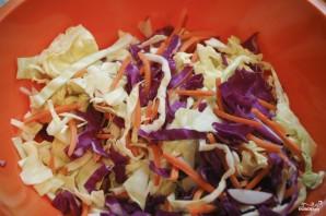 Рулет из лаваша с морковью - фото шаг 4