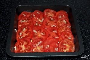 Баклажаны с помидорами и сыром - фото шаг 6