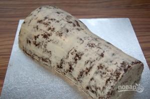 Торт для мужчины на день рождения - фото шаг 3