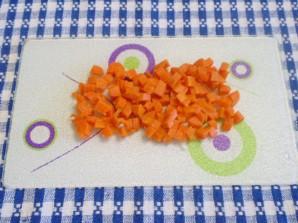 Салат к мантам - фото шаг 5