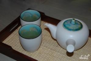 Имбирный чай для повышения иммунитета - фото шаг 5