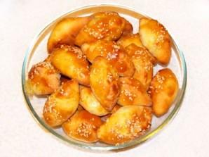 Пирожки с картошкой и грибами - фото шаг 10