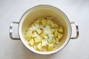 Холодный щавелевый суп - фото шаг 2