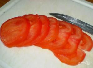 Тилапия с помидорами и сыром - фото шаг 5