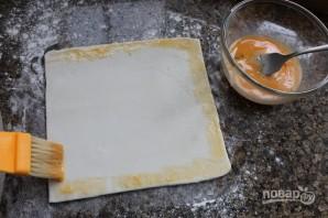Пирожки с сюрпризом - фото шаг 6