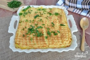 Картофельная запеканка с овощами - фото шаг 10